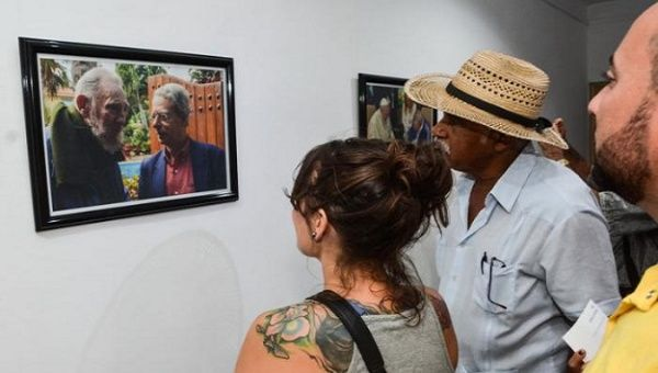 Cuban exhibition on Fidel highlights the revolutionary leader