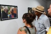 Cuban exhibition on Fidel highlights the revolutionary leader's personal moments.