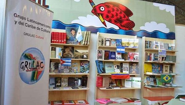 The La Paz Book Fair is an open cultural space for all of Latin America and the Caribbean.