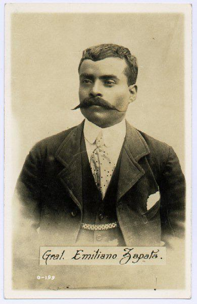 Emiliano Zapata Salazar remains an iconic figure in Mexico, becoming a national hero and the inspiration of the neo-Zapatista movement.
