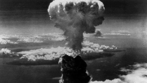 A U.S. atom bomb detonates over Nagasaki 72 years ago, devastating the city. The city remains the last to have been attacked by a nuclear weapon.
