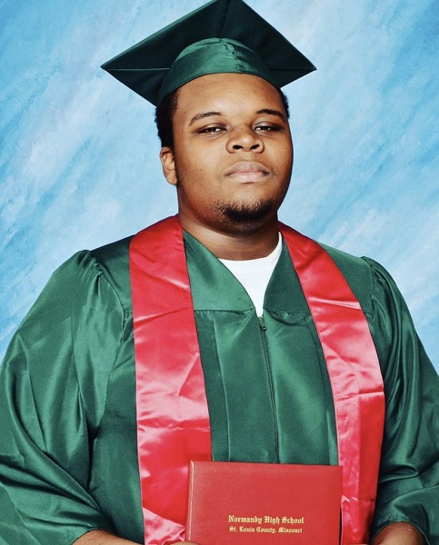 Mike Brown was shot and killed August 9, 2014, by a policeman. A few months later the Grand Jury decided not to indict the officer Darren Wilson for his death.