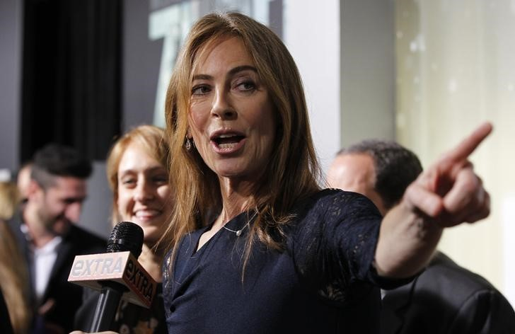 "Kathryn Bigelow was inspired to make her new movie ""Detroit"" because of the racial tension sparked by the shooting of Michael Brown"
