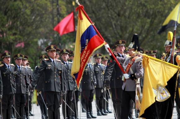 Ecuador recuerda 208 años del Grito de Independencia