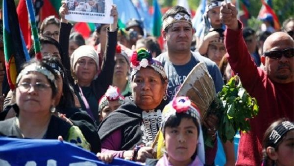 Indigenous Mapuche Ramp Up Resistance In Argentina And Chile - Argentina mapuche