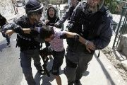 Since 2000, 10,000 Palestine children have been arbitrarily detained and in many cases tortured by Israeli security forces.