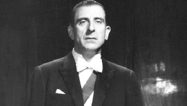 Former Chilean President Eduardo Frei Montalva governed Chile from 1964 to 1970.