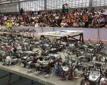 The National Robot Olympiad in Costa Rica is underway.