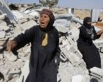 Israel continues to try to displace thousands of Palestinian Bedouins.