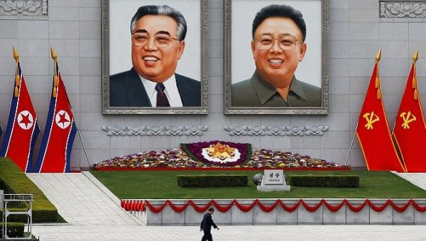 Image result for kim il sung + kim jong il