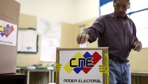 Venezuelans are preparing to cast their ballots in October but no date has been given yet.