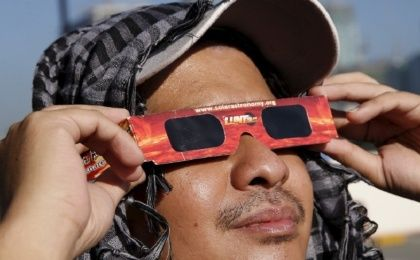 People across the United States will watch and also document the eclipse.