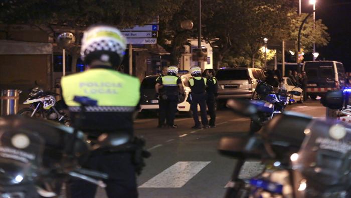 Jugadores del FC Barcelona expresan consternación tras ataques 079794b1fea