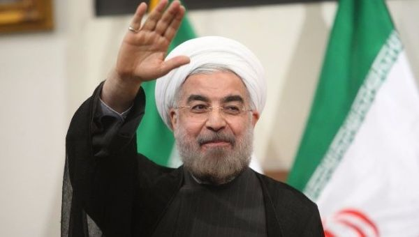 Rouhani began his second term earlier this month.