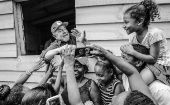 "Lula visits the Brazilian state of Bahia during his ""Caravan of Hope"" tour."