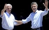 Uruguayan President Tabare Vazquez and Argentine President Mauricio Macri will anounce the bid this month.