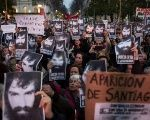 Thousands gathered to demand the return of activist Santiago Maldonado.