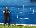 Corey Fleischer, who formed Erasing Hate, removes hateful graffiti from the city of Montreal and around the world.