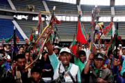The Indigenous people are calling for support from national and international authorities