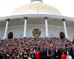 Members of Venezuela's Constituent Assembly, August 18.