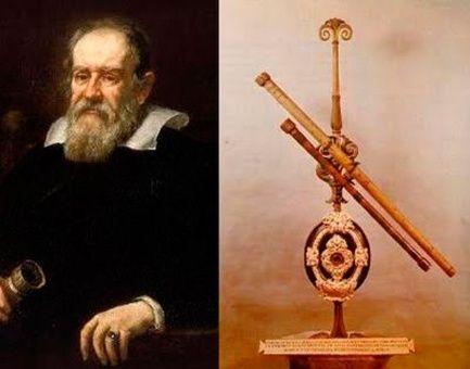 inventos y descubrimientos de galileo galilei