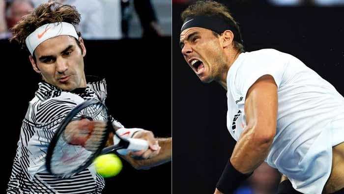 Federer y Nadal acumulan todo el favoritismo de cara al US Open