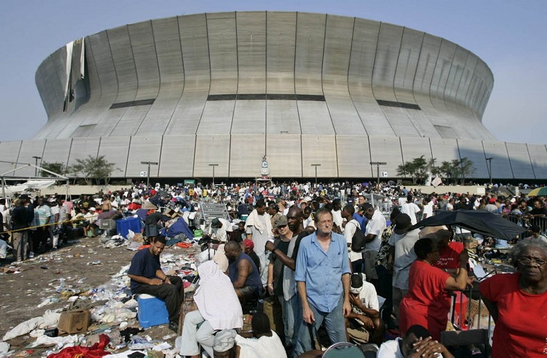 Hurricane Katrina Survivors Remember 12 Years Since