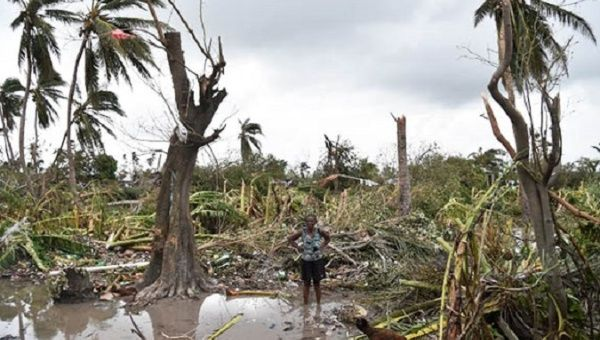 Haiti has been swept with one natural disaster after another, most recently, Hurricane Matthew which laid waste to the country's southern region.