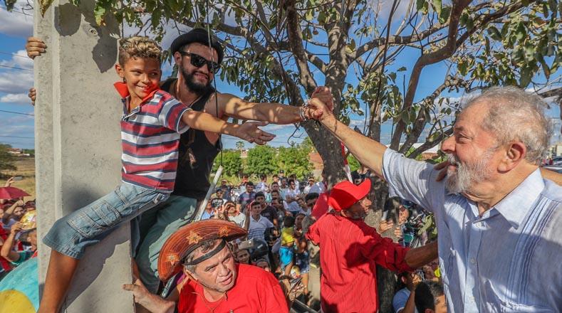 El fundador del Partido de los Trabajadores (PT) se ha dedicado a impulsar a los jóvenes a luchar por su futuro y asumir el destino de la nación.