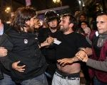 The Buenos Aires Press Union denounced journalists were detained and wounded by police during the protest