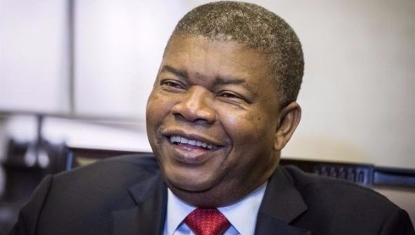 Joao Lourenza is expected to become the next president of Angola.