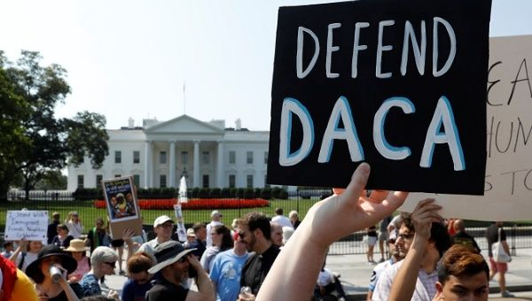 Image result for images of DACA on Sep. 5, 2017