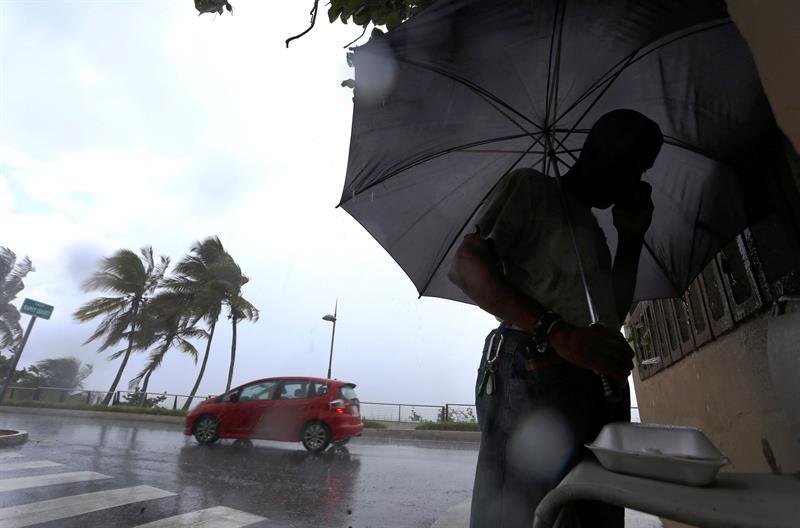 Huracán Irma es el más potente del Atlántico y podría superar al Katrina