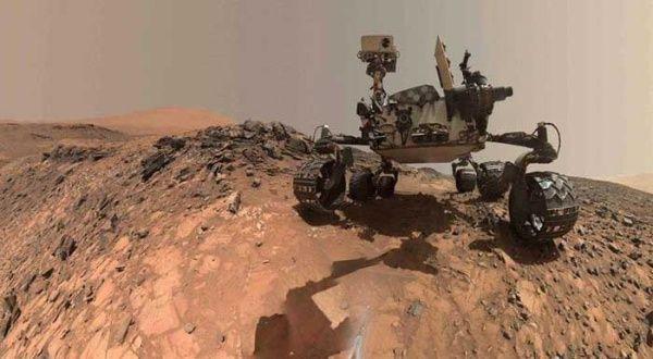 El robot Curiosity halló boro en un cráter de extrema antigüedad.