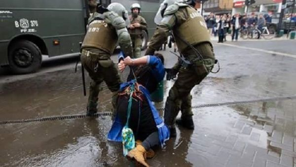 The Mapuche are still struggling to have their rights recognized by the government of Chile.