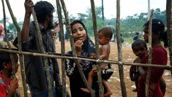 UN: Rohingya Crisis 'Textbook Example' of Ethnic Cleansing ...