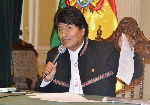 Morales reiteró que Almagro alienta la intervención en Venezuela.