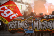 France: Workers Protest Macron's Labor Reforms