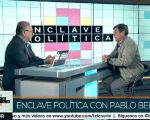 The Colombian National Liberation Army's chief negotiator Pablo Beltran speaks to teleSUR's EnClave Politica show.