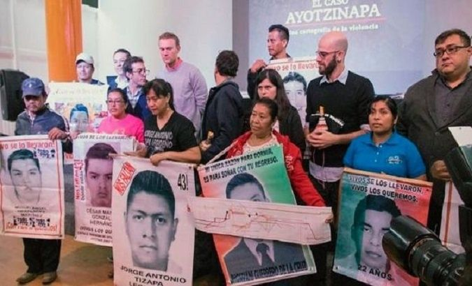 The Ricardo Flores Magon Student Committee of Ayotzinapa