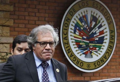 Luis Almagro mantiene una política injerencista contra Venezuela.