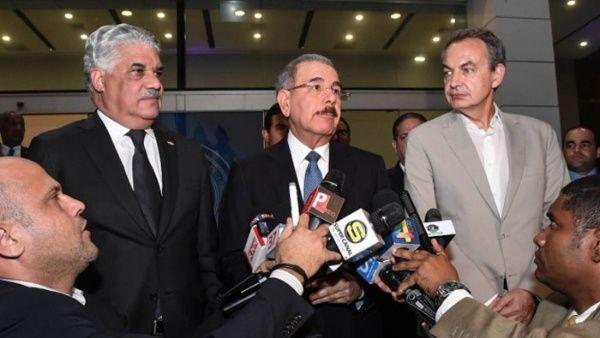El coordinador de la delegación del Gobierno, Jorge Rodríguez, informó que avanzaron en puntos importantes con la oposición venezolana pese a sanciones contra Venezuela.