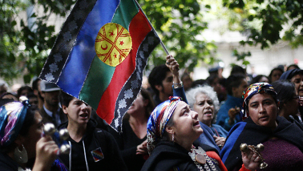 Mapuches Denounce Illegal Police Operations In Argentina News - Argentina mapuche