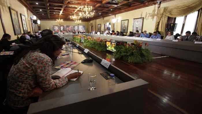 El 26 de agosto pasado se realizó una reunión preparatoria en Casa Amarilla.