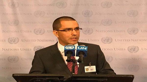 EE.UU. viola principios de la ONU, asegura Canciller venezolano