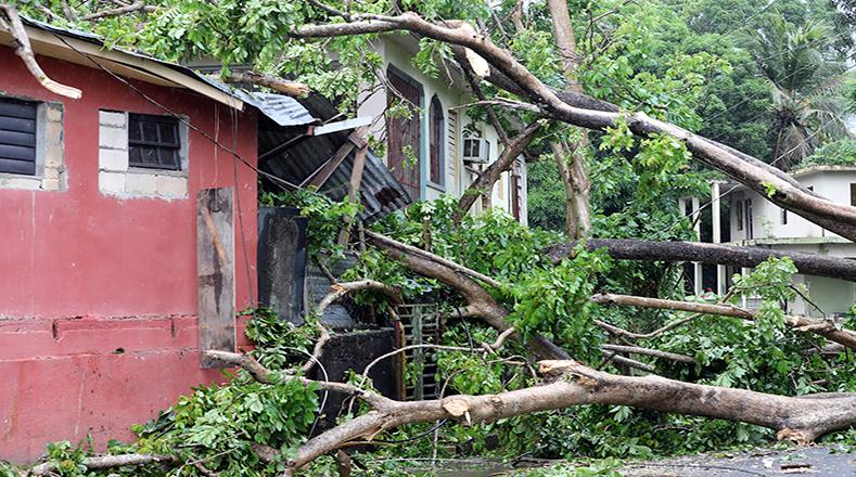 Resultado de imagen para puerto rico como esta por el paso del huracan maria