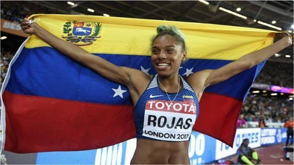La venezolana indicó que cuando se trabaja con sacrificio y humildad se logran premios importantes.
