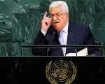 Palestinian President Mahmoud Abbas addresses the 72nd United Nations General Assembly at U.N. headquarters in New York, U.S., September 20, 2017.
