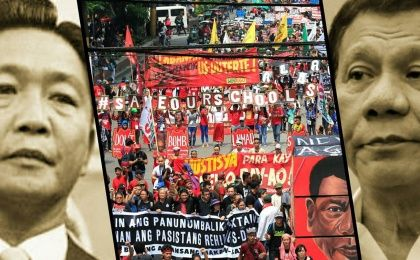 Remembering Martial Law Under Marcos, Filipinos Fight Back