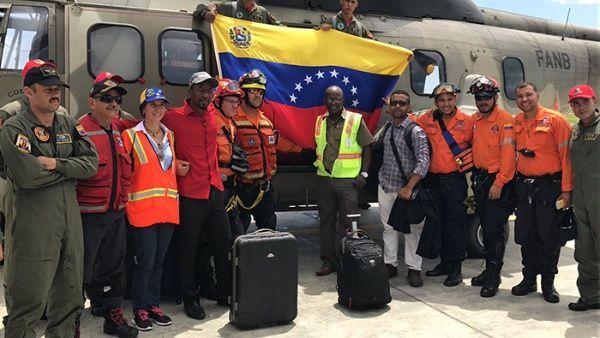 La ayuda humanitaria de Venezuela a Dominica ha sufrido varias dificultades para llegar a la isla por las condiciones atmosféricas.